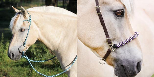 Pferdesachen selber machen - Flechten