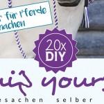 """Mein neues Buch ist da! """"Flechtzubehör für Pferde selber machen"""""""