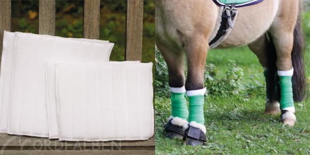 DIY-FRIDAY: Bandagierunterlagen, Hufglocken, Bandagen & co – weniger ...