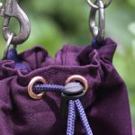 DIY Leckerlibeutel zum Umhängen