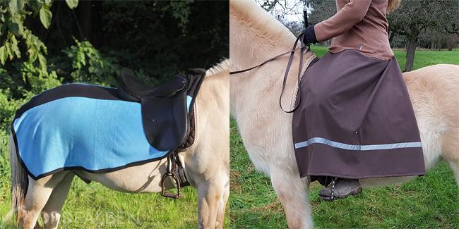 Nähen Pferd